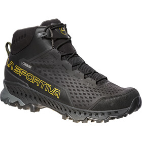 La Sportiva Stream GTX Shoes Men black/yellow